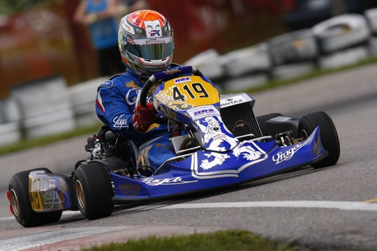 Wins and big breaks at the ECKC opener