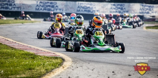 MARGUTTI TROPHY - A GREAT EVENT!