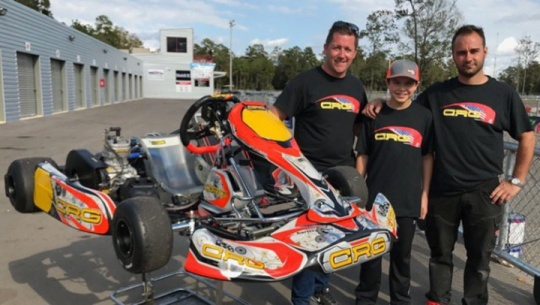 Tyler Maxson joins CRG