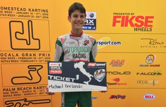 #Road2RMCGF – Michael d'Orlando (Junior)