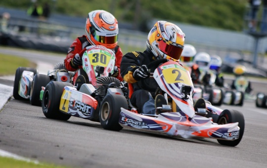 Exton and Rooney to join Morris and Parkinson at ROK Cup event in Italy