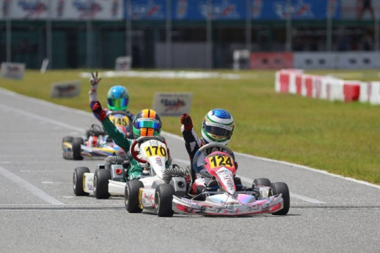 2nd Epcot Challenge – Orlando Kart Center, July 17 2016