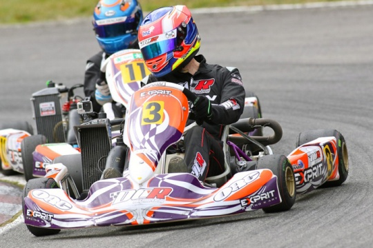 Race for Rotax Grand Finals' seats goes down to wire