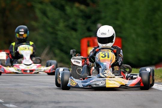 WPKA Championships, Manawatu Toyota Raceway - June 4th 2017
