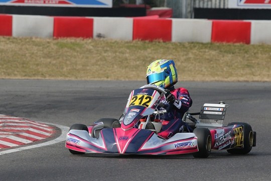 22nd Winter Cup - Qualifying