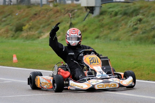 CRG and Pex four times winners of the German Championship