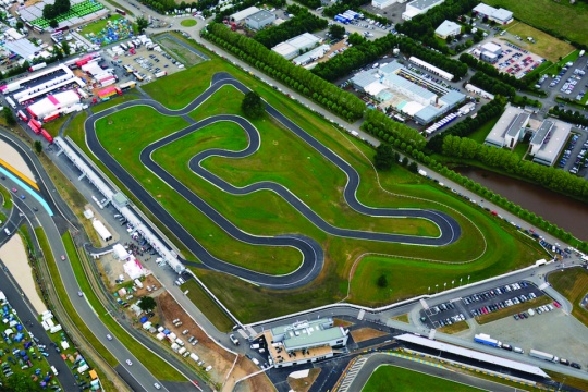 From Rotax world: Rotax MAX Challenge International Trophy