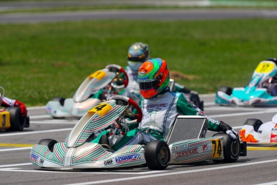 The fight for the titles of WSK Euro Series goes on