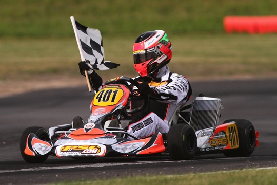 Eastern Canadian Karting Championship History in numbers