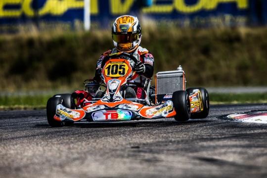 CIK-FIA European Championships, Genk International Karting Circuit – Qualification heats