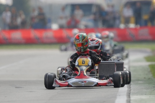 Positive start with Modena Engines in Adria, while 7 drivers get tickets to the Grand Finals with our Rotax teams.
