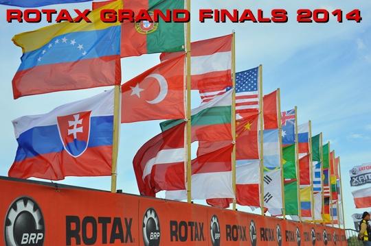 2014 Rotax Grand Finals in Valencia!