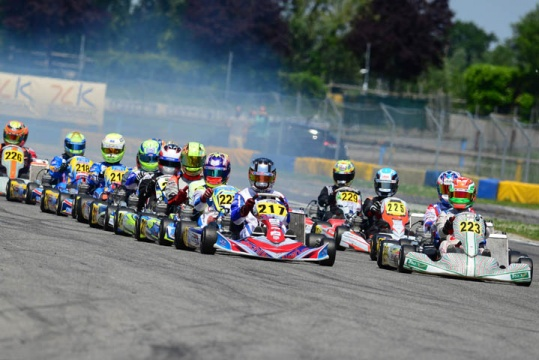 X30 Euro Series to climax in Zuera