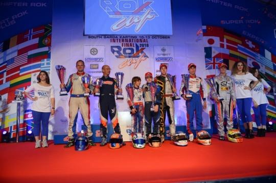 Rok Cup International Final 2018 - The Races