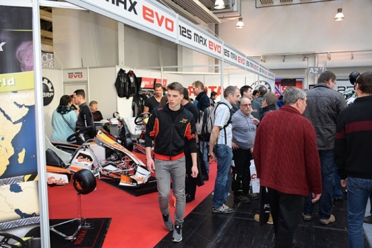 IKA Kart2000 - Another successful edition for the German karting fair