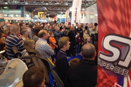 Autosport International - where Motorsport thrives