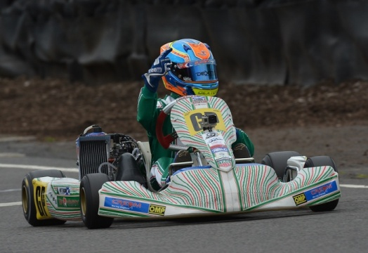 The Awning Company Super One Series, Larkhall -  August 14 2016