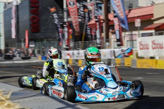 California Prokart Challenge, Streets of Lancaster Grand Prix - October 2 2016