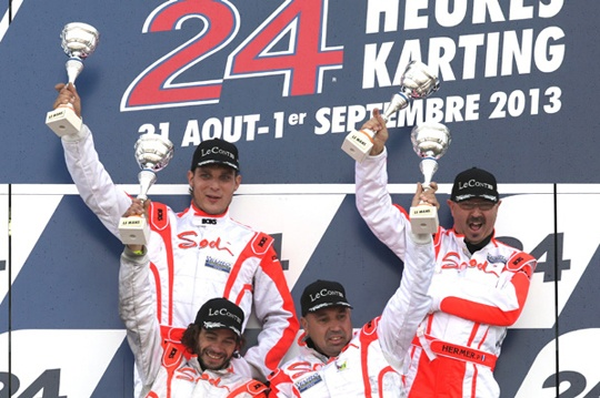 Record results at the 24 Hours of Le Mans 2013