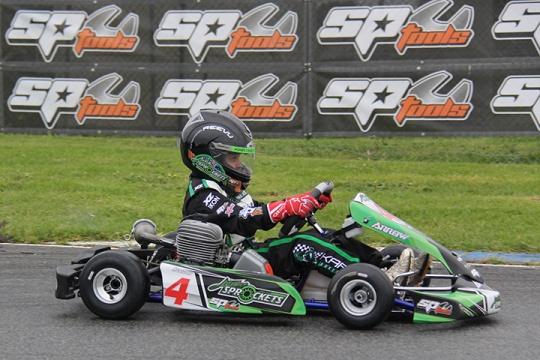 SP Tools extends karting Australia sponsorship