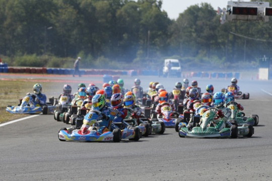Rotax Euro Challenge ready to kick off