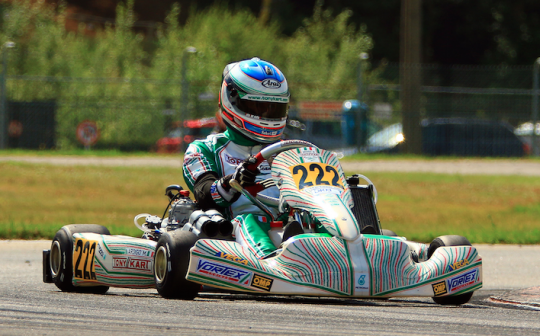 Deutsche Kart Meistershaft, Round 3 – Genk, July 17 2016