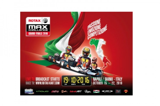Rotax MAX Challenge Grand Finals live from Italy