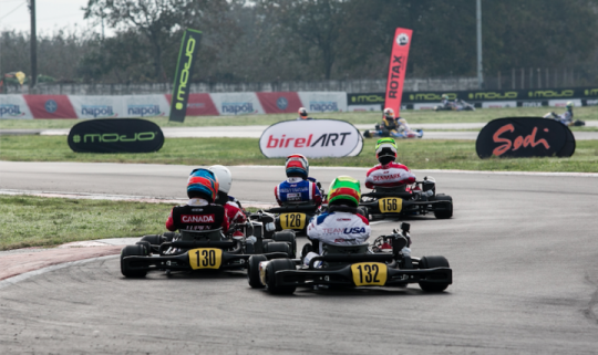 Rotax MAX Challenge Grand Finals Day 3 - October 18, 2016