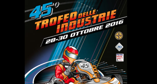 The 45th Trofeo delle Industrie of next 28-30 October heading to a full grid