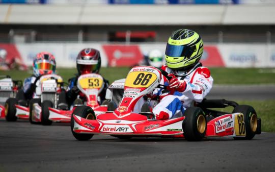 RMCGF 2016 - Bernier seweeps the Mini, De Haan wins in Micro