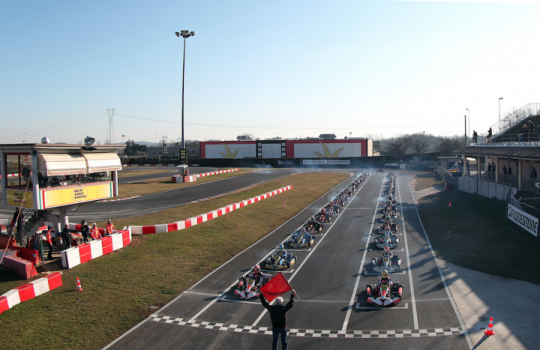 The Italian ACI Karting 2017 Championship: dates and tracks