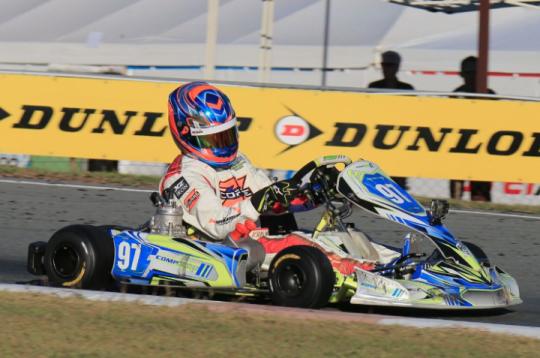 Huge numbers for Australian Kart Championship opener in Newcastle
