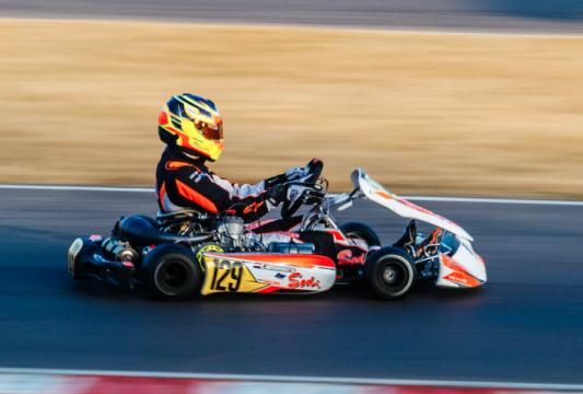 WSK Super Master Series – KZ2, prefinals