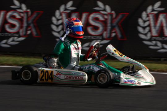 Novalak winner in La Conca