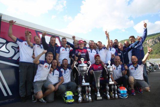 Kosmic begins the European Championship with a win and a podium