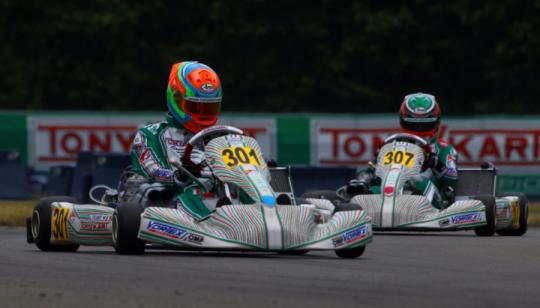 Le Mans filed already for Tony Kart
