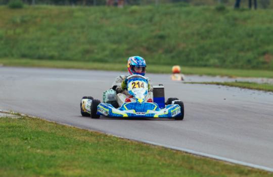 CIK-FIA European Championship, Kristianstad– OK Junior final