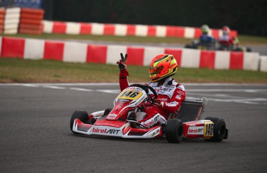 46th Trofeo delle Industrie, South Garda Karting - October 29th 2017
