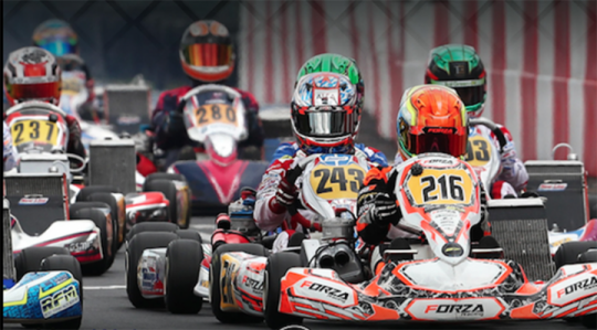 WSK sets the stage for the Final Cup