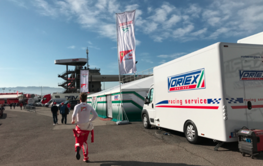 Ferrari World Finals with FDA