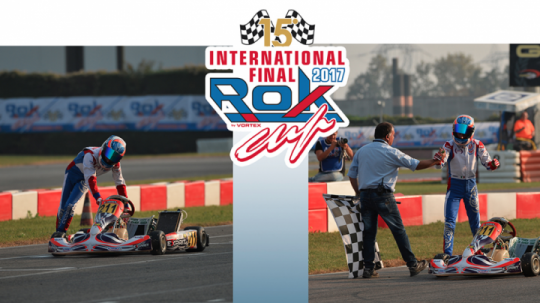 Rok Cup International Finals special prizes