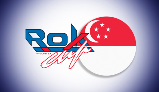 Rok show in Singapore on December 2nd