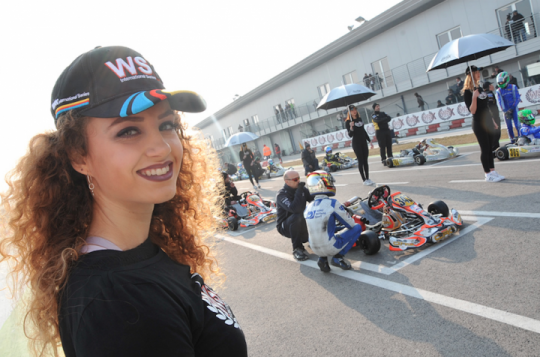 Bridgestone, Vega and Panta suppliers of tyres and fuel in the 2018 WSK Promotion karting season