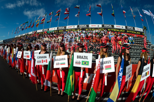 BRP's 2018 Rotax MAX Challenge Grand Finals  will be hosted in Brazil