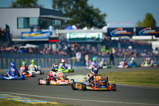 CRG on the podium of the 24h of Le Mans