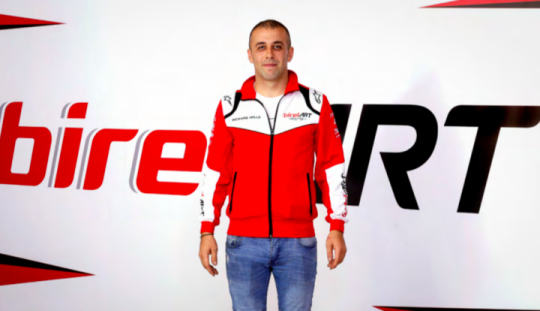 Luca Filini is the new Birel ART Team Principal