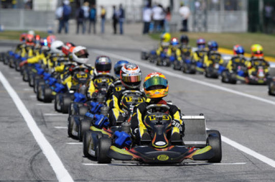 CIK cancels 2013 Karting Talent Trophy