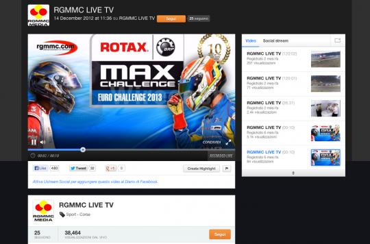 RGMMC TV beats all records