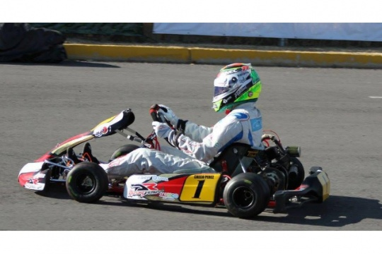 #SuperNats20 in Las Vegas: Paolo De Conto and Sergio Perez confirmed