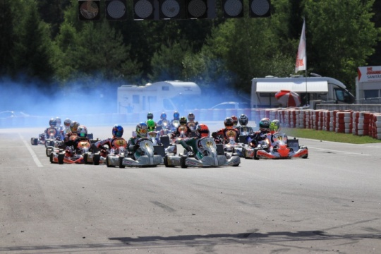 German Kart Championship: Wackersdorf, again